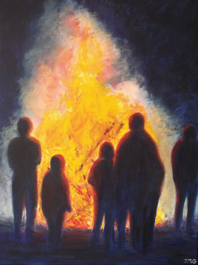 Why Bonfire Night and other everyday situations can trigger Panic and Flashbacks