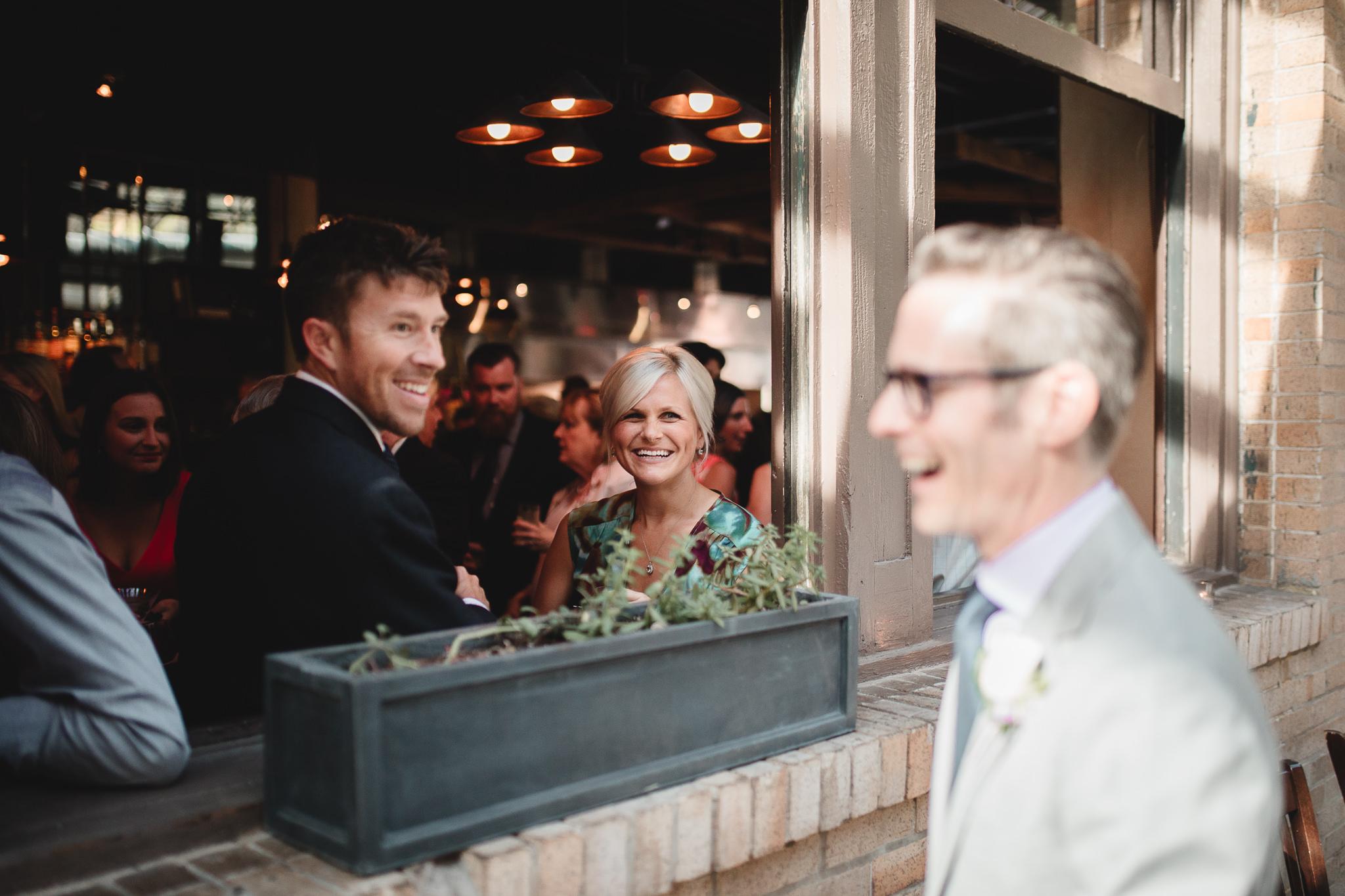 Hayley + John