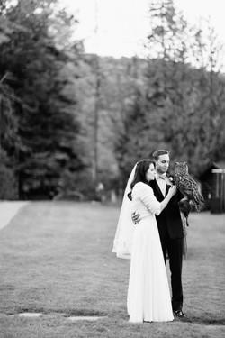 Meredith + Chris @ Lake Placid