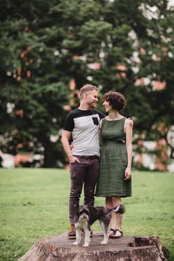 Sarah + Eric