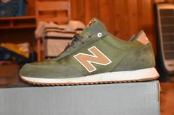 New Balance 574 Olive Green X Tan