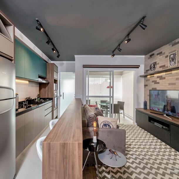 Apartamento 1605 - Cambuí, Campinas/SP