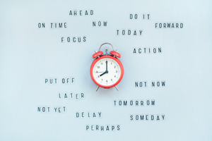 Procrastination: Why It's 100% OK, But Also, NOT!