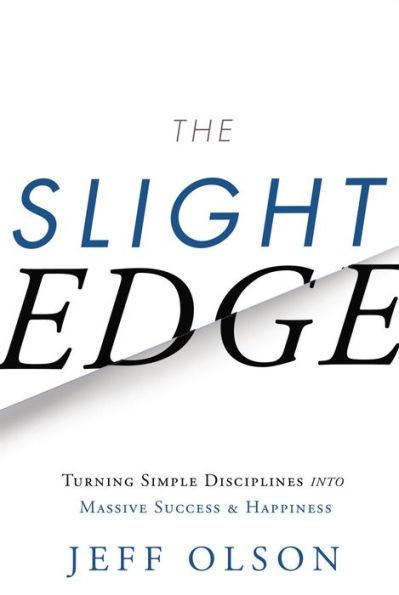 The Slight Edge Book Cover
