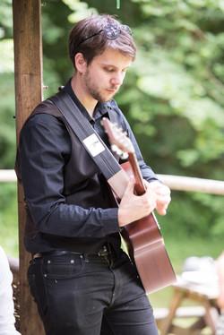 Eddy White, Cornwall, Wedding