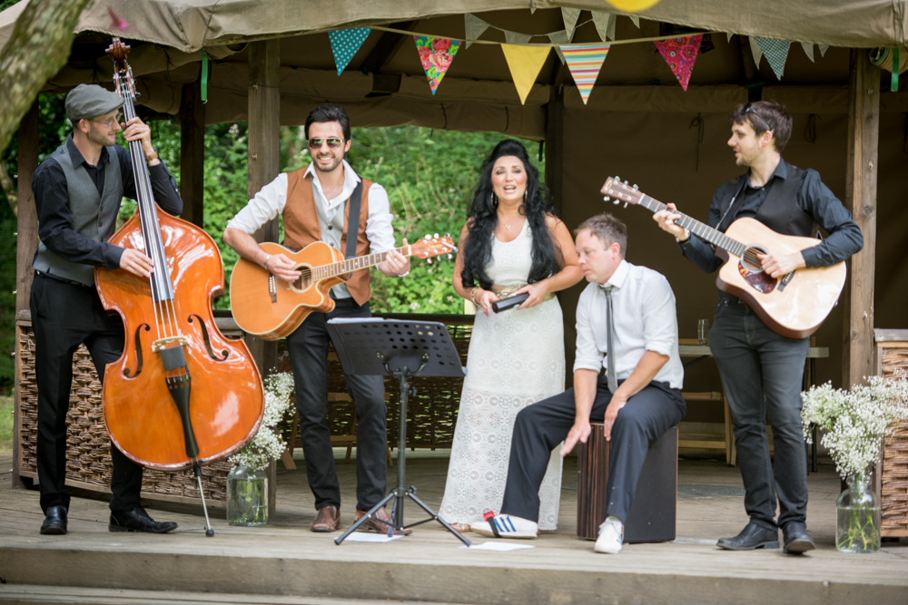 Great Scott, Vintage Band, Wedding