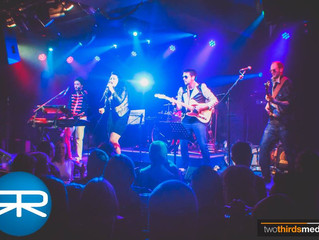 'Great Scott!' at The River Rooms