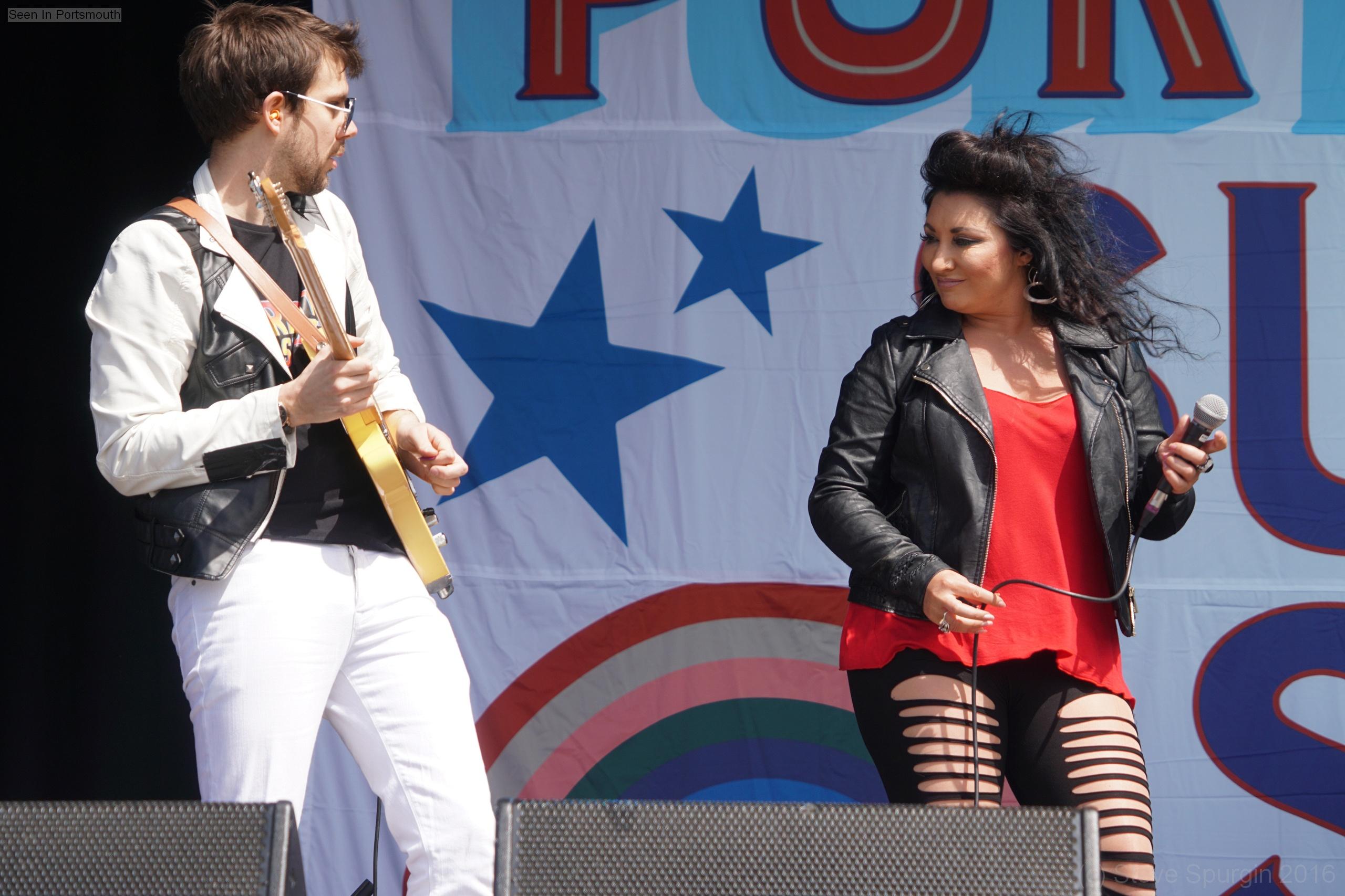 Great Scott! Portsmouth Summer Show