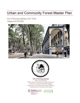 2013 Urban and Community Forest Master P