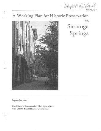 Historic Preservation Plan 2001 (PDF).jp