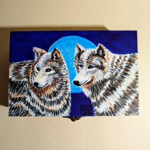 Wild Love Under a Blue Moon