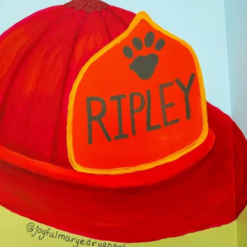 Ripley's Fire Hat