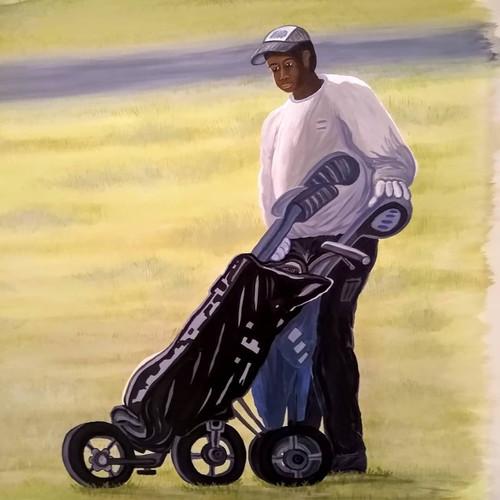 Golf Day, Player 4