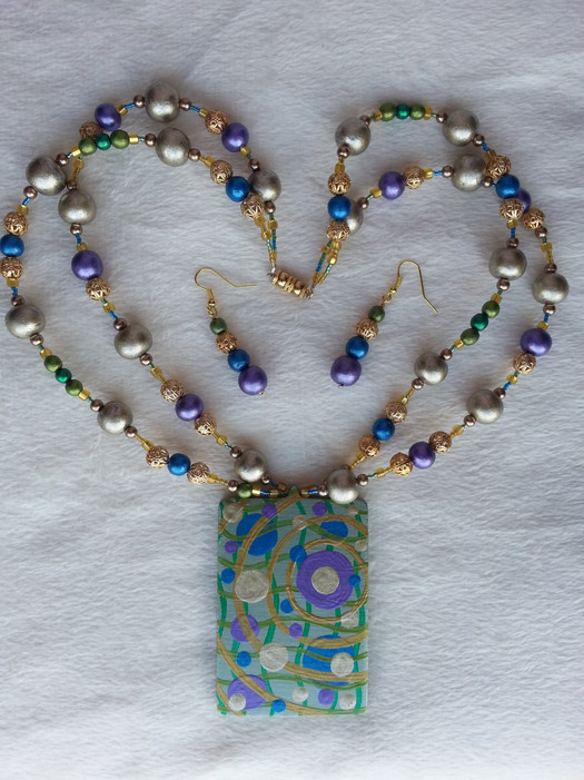 Dream Weaver Jewelry Set
