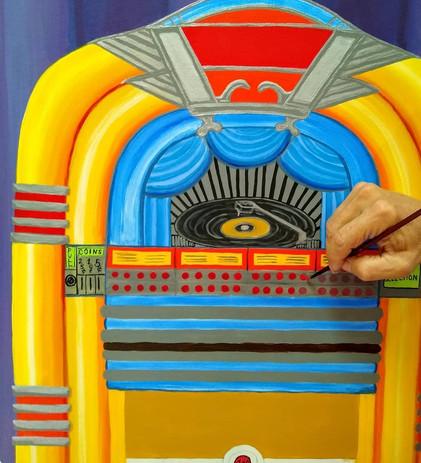 Painting the Jukebox