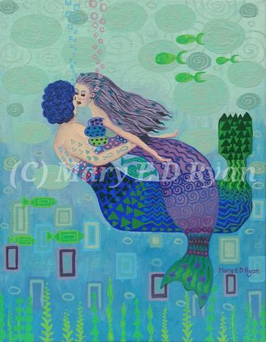 The Mermaids Kiss