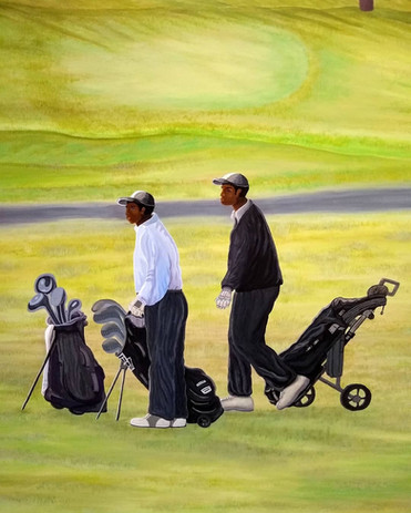 Golf Day, Players 2 & 3