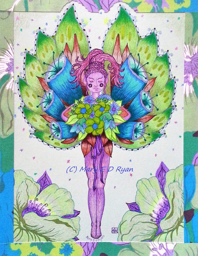 Fae Verde -Green Fairy