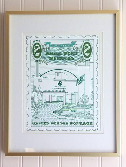 Framed Annie Penn Stamp.jpg
