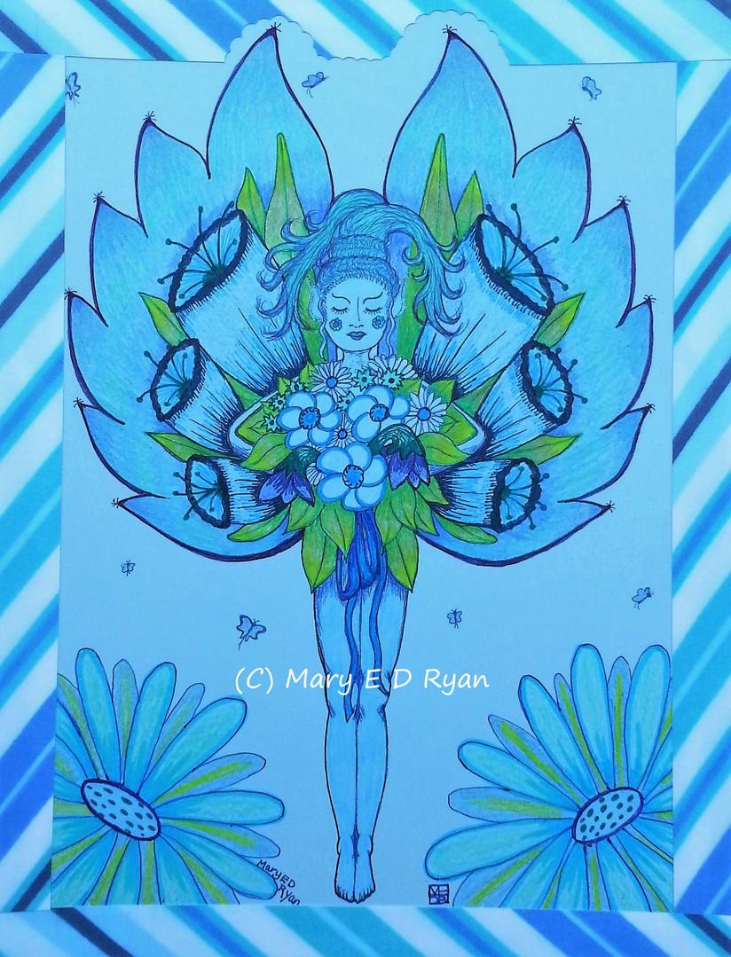 Fae Azul - Blue Fairy