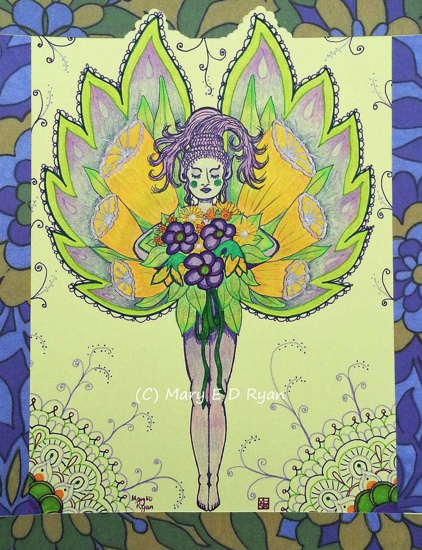 Fae Amarillo - Yellow Fairy