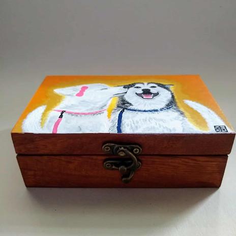 Puppy Love Art Box