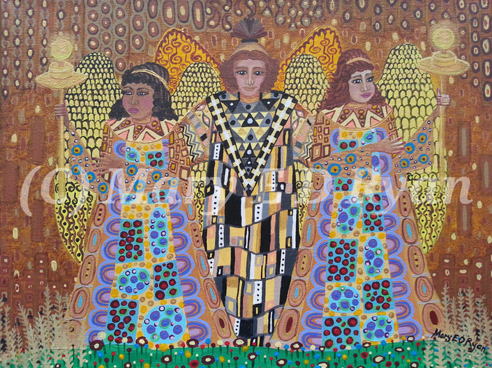 Angels of the Jubilee