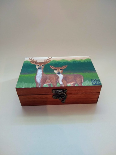 Summers Eve Art Box