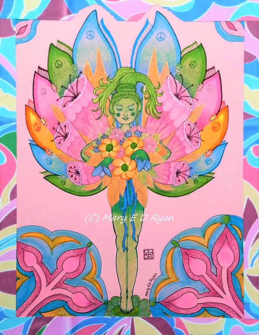 Fae Rosado - Pink Fairy
