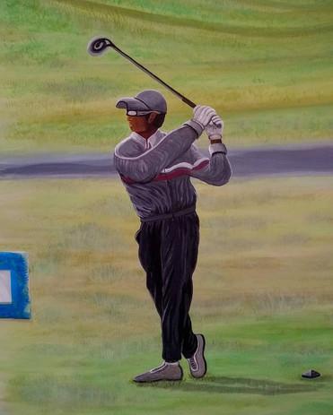 Golf Day, Player 1