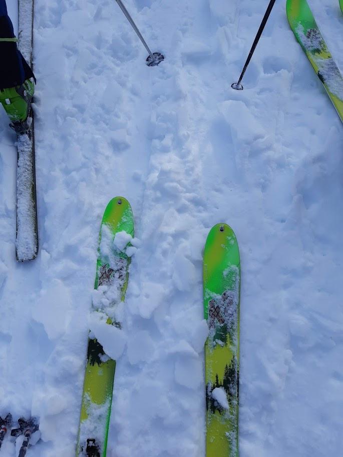 Ski de Randonnée - Collet d'Allevard