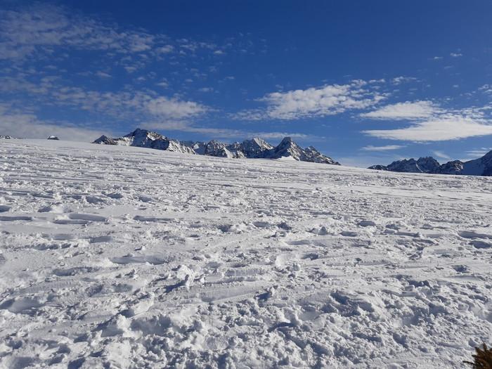 Le Grand Rocher - Ski de randonnée