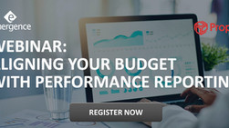WEBINAR: Aligning Your Budget With Performance Reporting with Prophix CPM