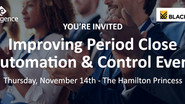 LIVE EVENT: Improving Period Close Automation & Control with BlackLine