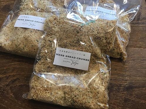 自家製天然酵母のハーブパン粉