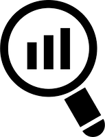magnifying-glass-with-bar-graph-svg-png-
