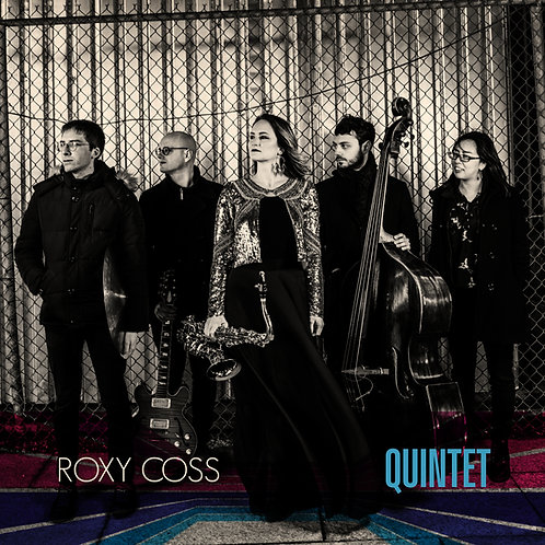 Roxy Coss Collection (All 5 CDs) + 3 Digital Downloads