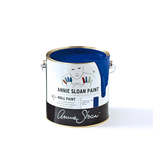 Napoleonic Blue Wall Paint 2.5 l