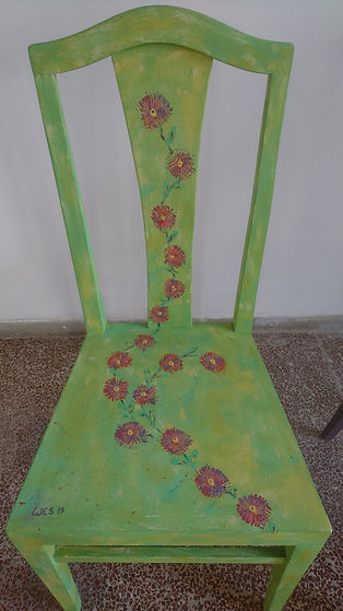 Chair for Charity , Walter E. Sebestian 2019