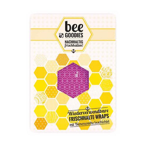 Bee Goodies - Frischhalte Wraps XXL