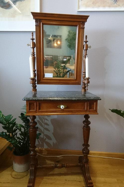 Historistisches Spiegeltischchen