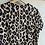 Thumbnail: Eliza J. Neutral Leopard Print Dress