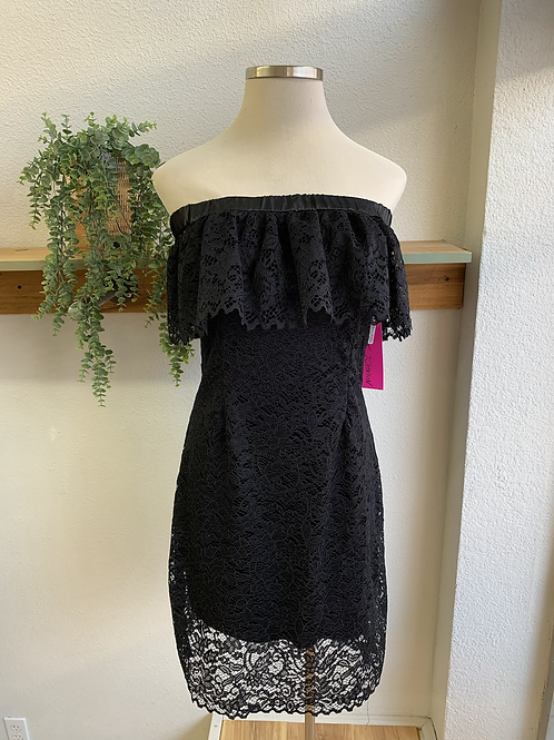 NWT Betsey Johnson Off the Shoulder Dress