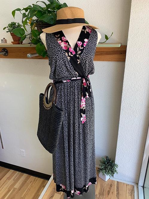 American Rag Floral Maxi Dress