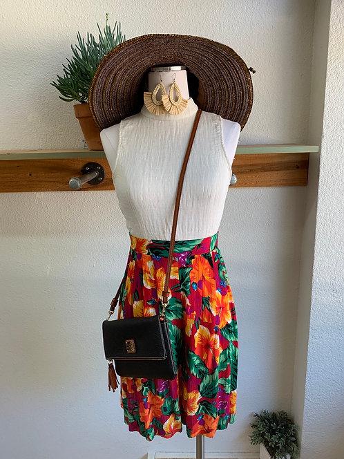 Vintage Tropical Shorts