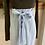 Thumbnail: Sky Blue Paperbag Waist Pants