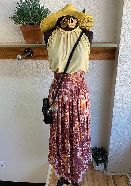 Anthropologie HighWaist Skirt