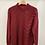 Thumbnail: Red Mock Turtleneck Sweater