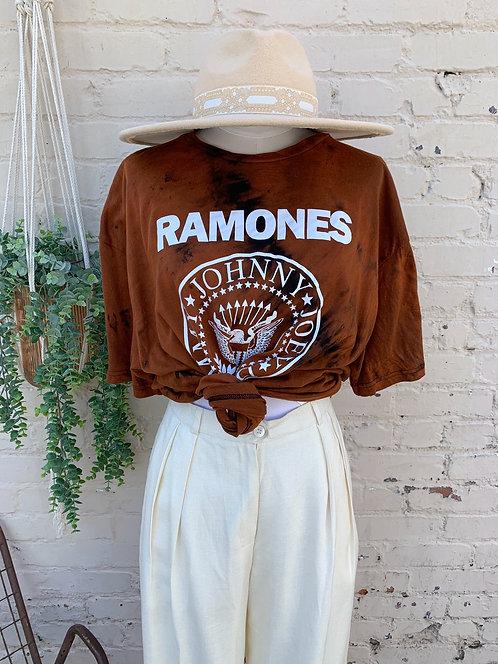 """Ramones Band Tee """"Classic"""""""