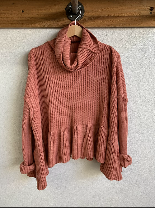 New Free People Rose Sweater